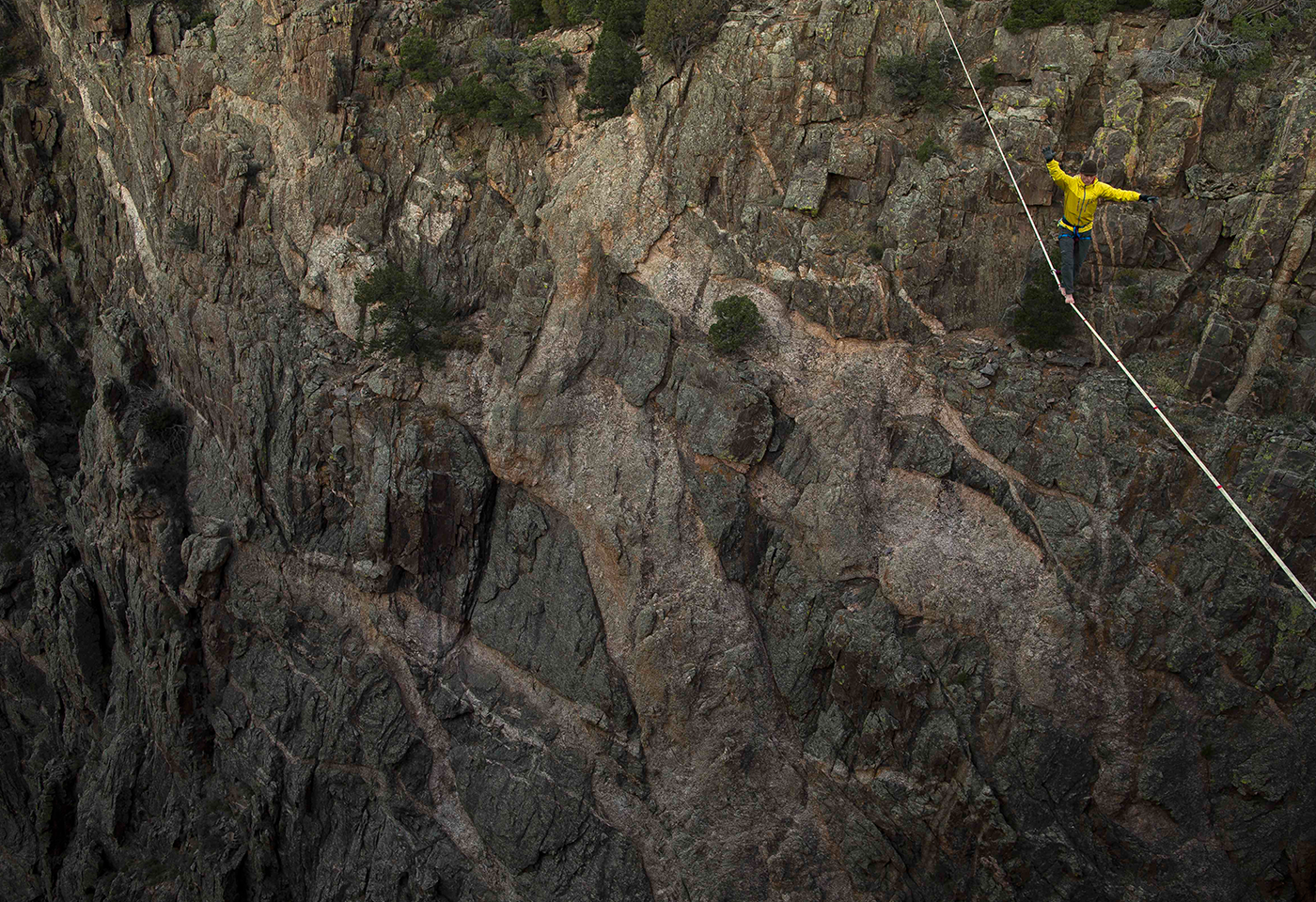 Krystle Wright Photographs the Black Canyon