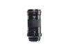Side view of Canon EF 180mm f/3.5L Macro USM lens