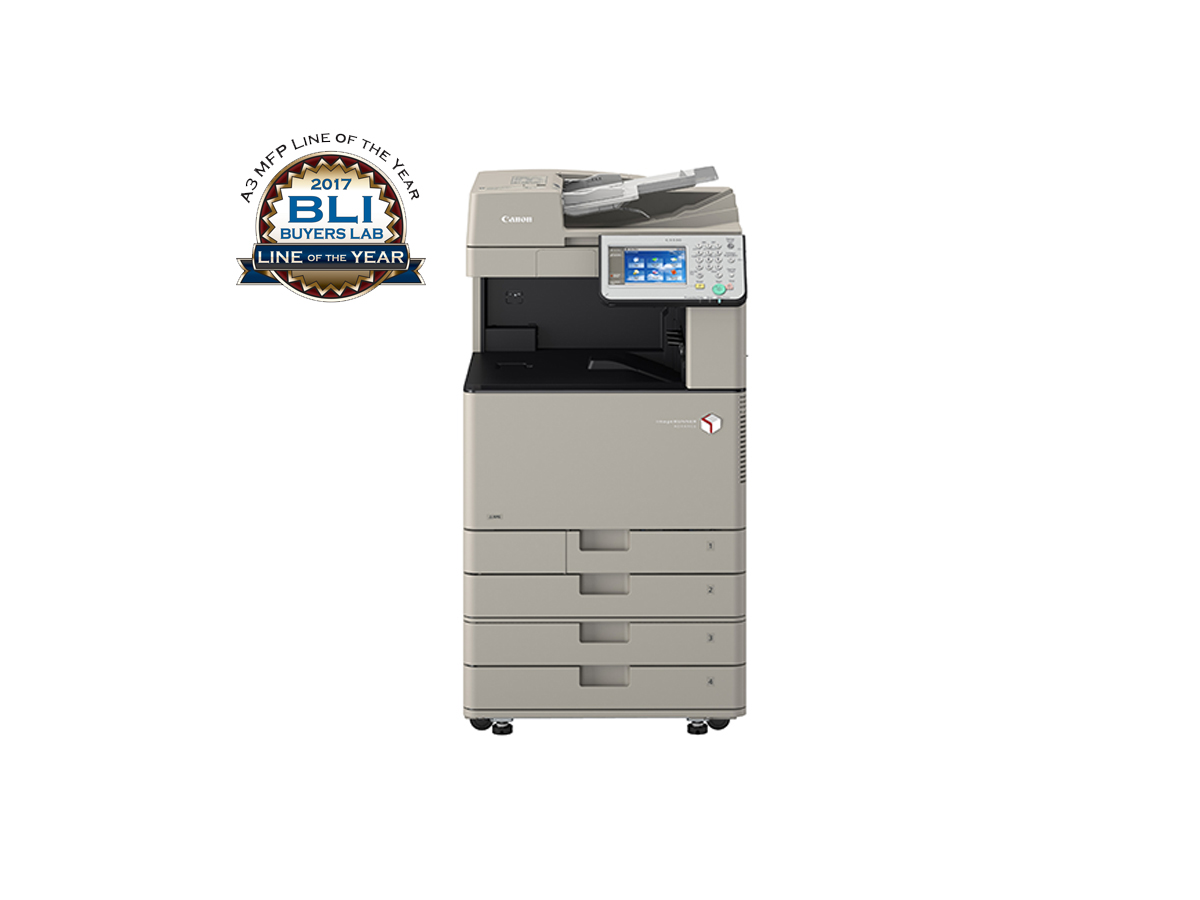 Canon imageRUNNER ADVANCE C2230 MFP Generic FAX Treiber Windows 7