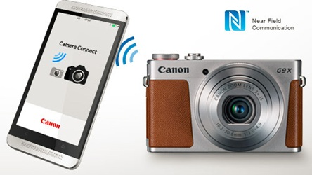 Canon Camera Connect App - Connect your Canon Camera through Wi-Fi