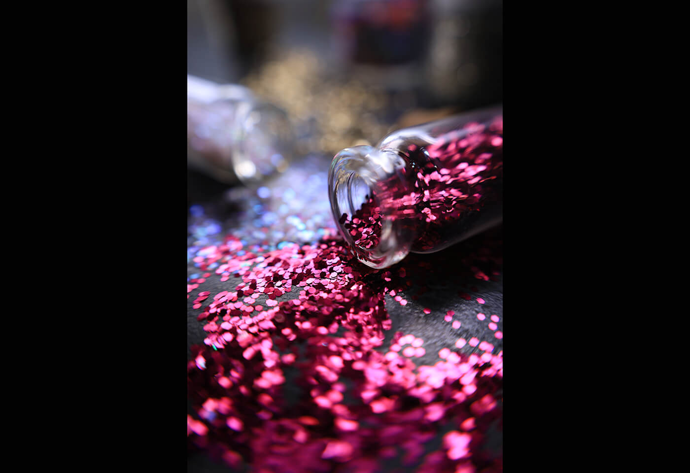 Image of glitter taken with RF 24-105mm f/4-7.1 IS STM