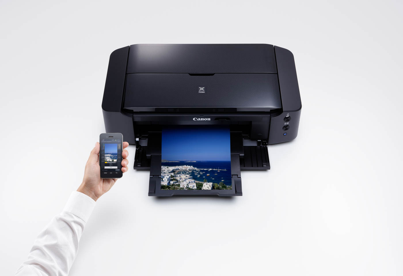 Connect Your Pixma To Computer Wirelessly In Three Steps Canon E510 Multifunction Inkjet Printer Easy