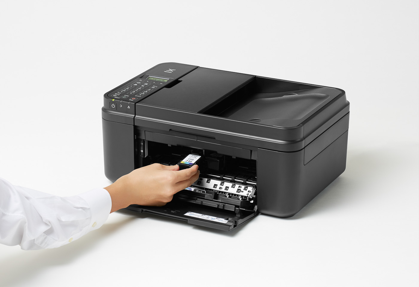 how to connect to a printer canon pixma mg7100