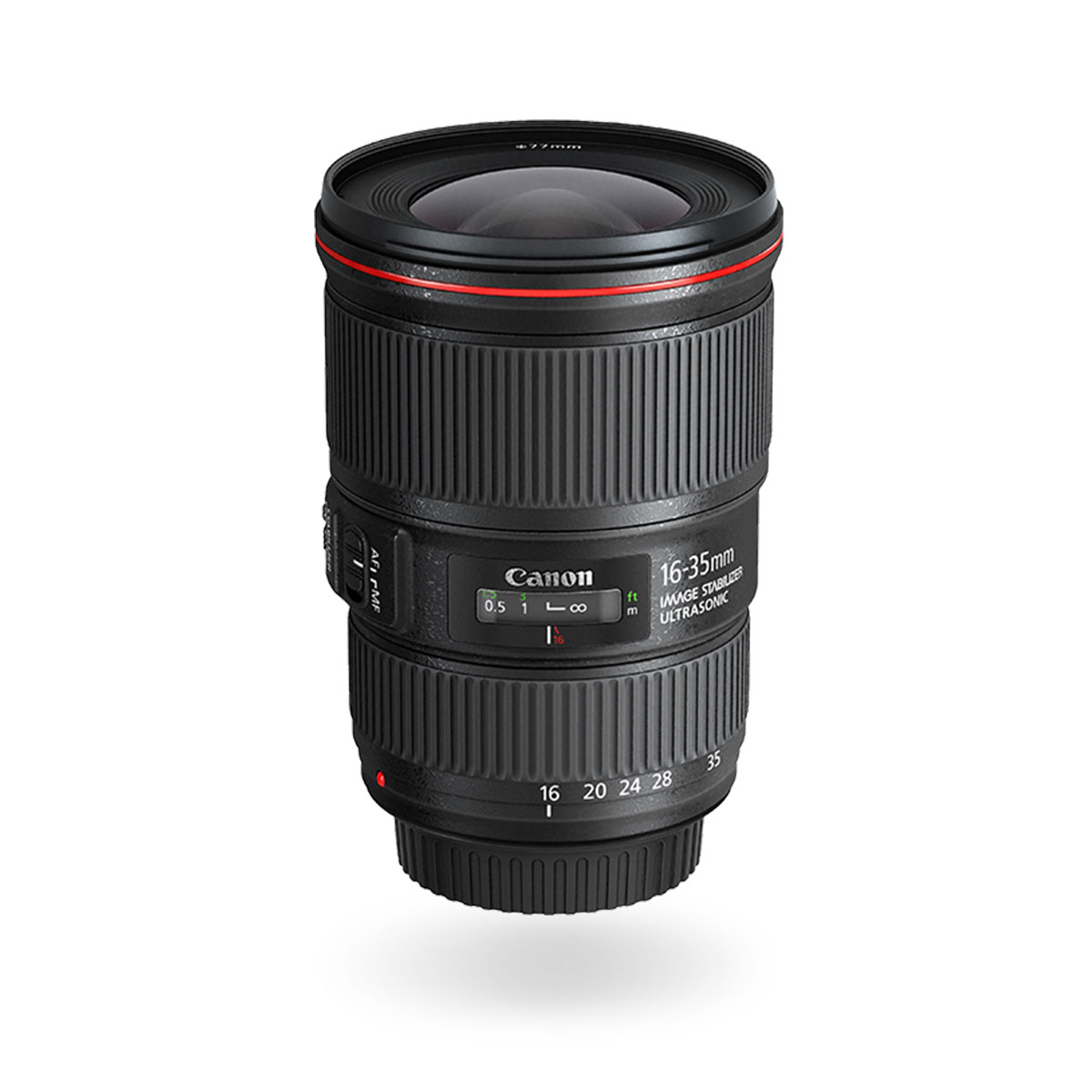EF 16-35mm f/4L IS USM lens