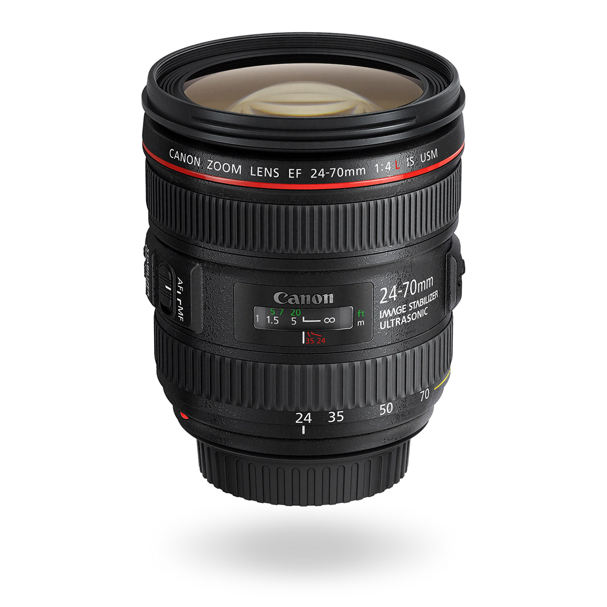 EF 24-70mm f/4L IS USM Lens