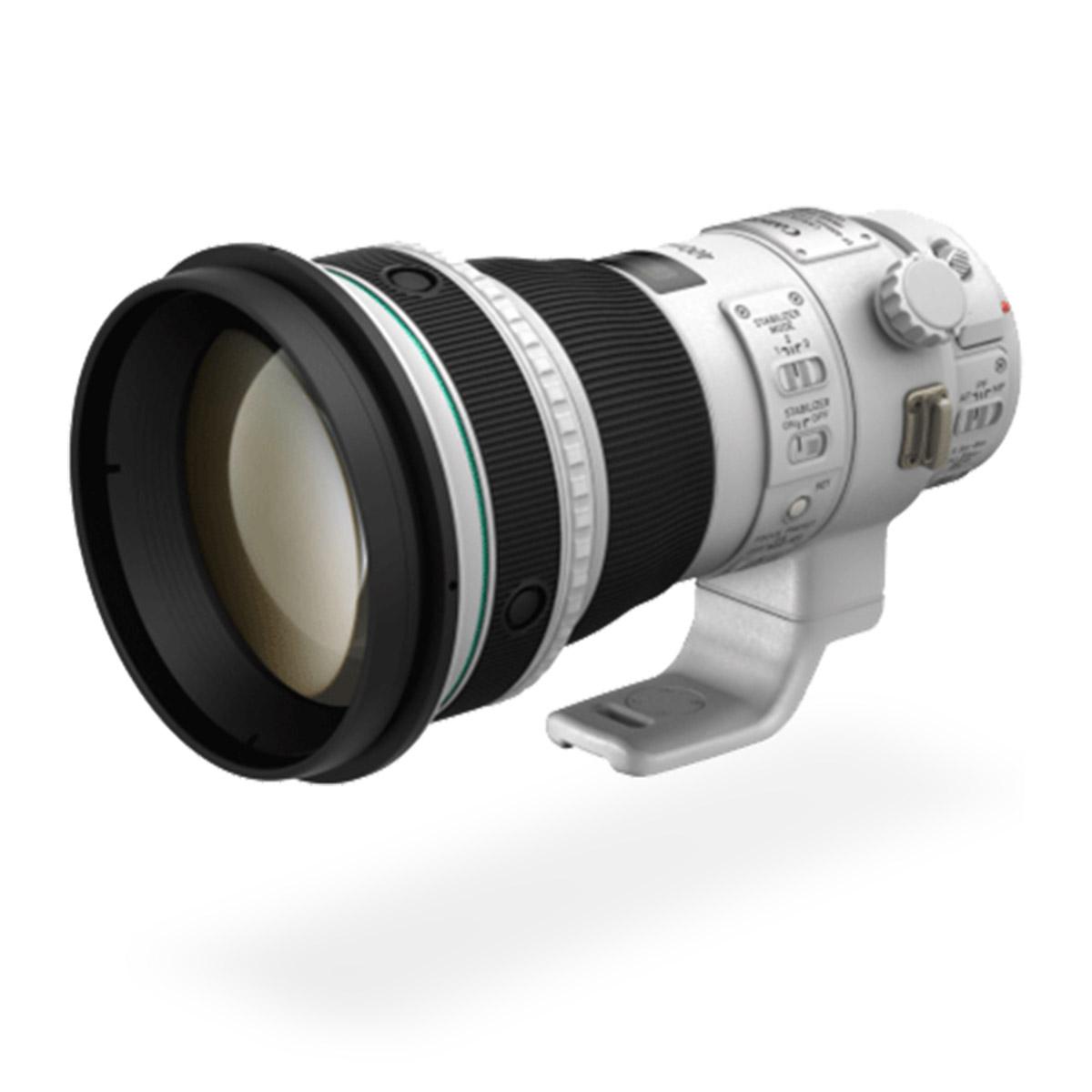 EF 400mm f/4 DO IS II USM lens