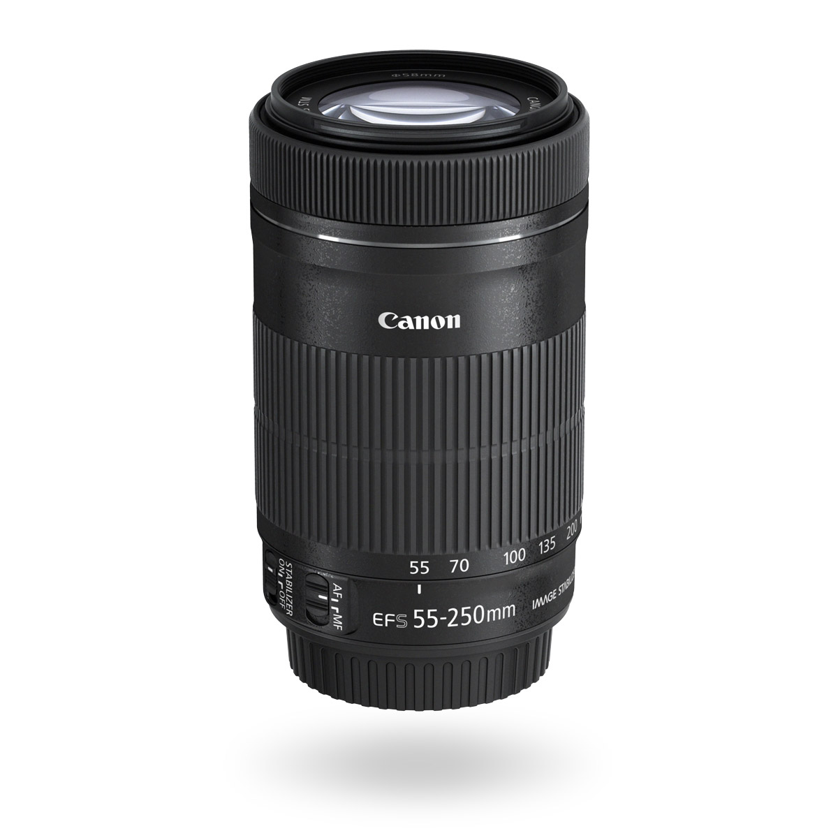EF-S 55-250mm f/4-5.6 IS STM lens