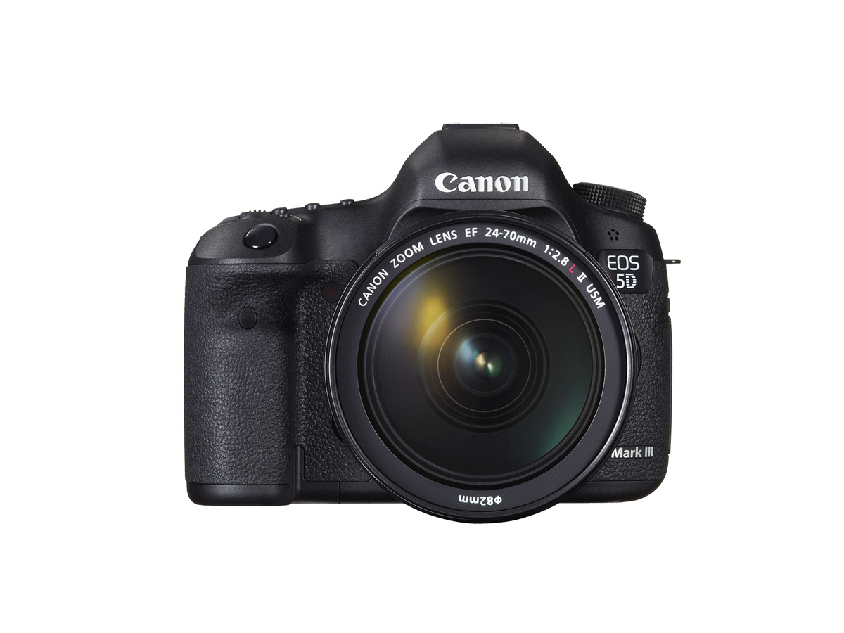 EOS 5D Mark III Support