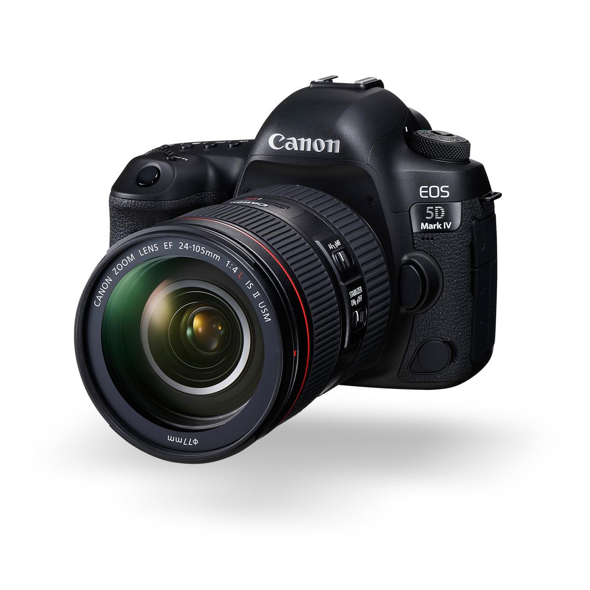 EOS 5D Mark IV | Canon New Zealand