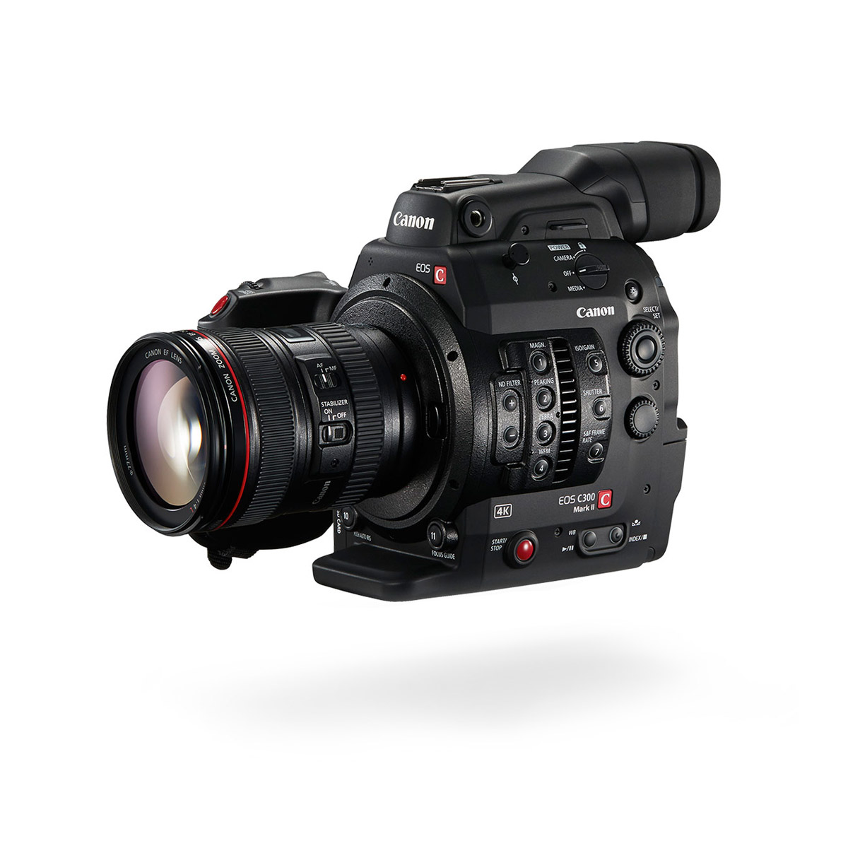 Cinema Cameras | Canon New Zealand