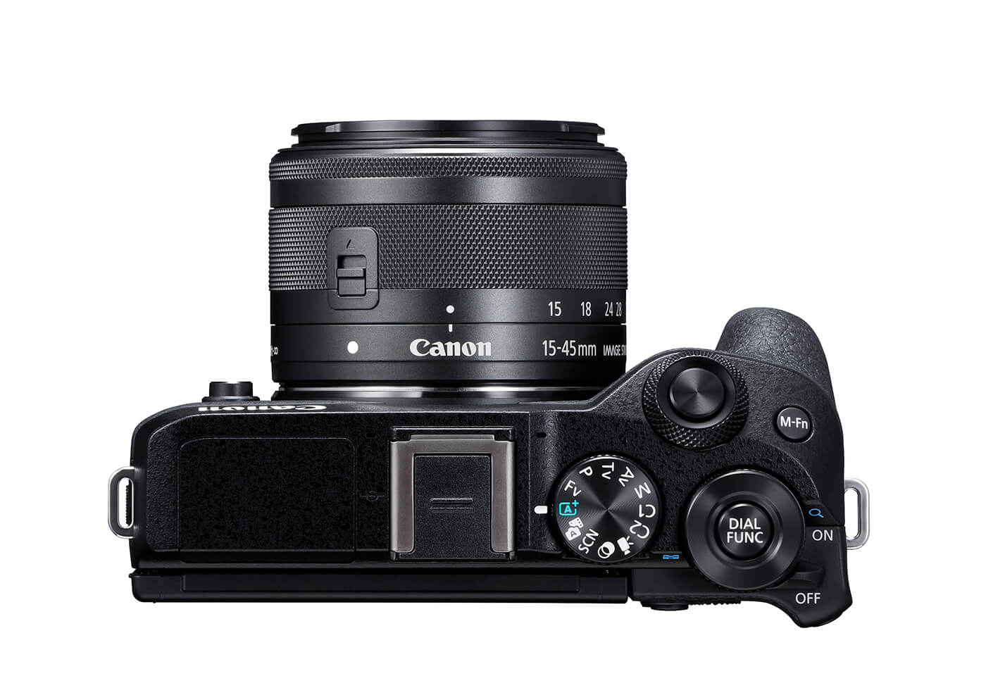 Product image for EOS M6 Mark II