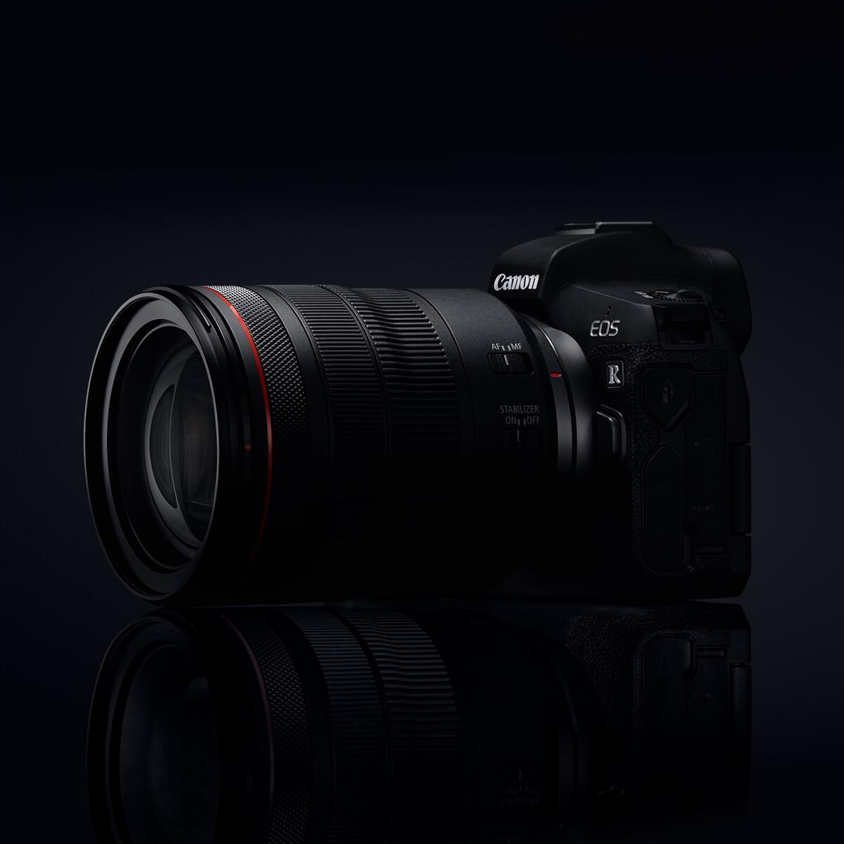 Eos Rp Full Frame Mirrorless Camera Rethink Mirrorless