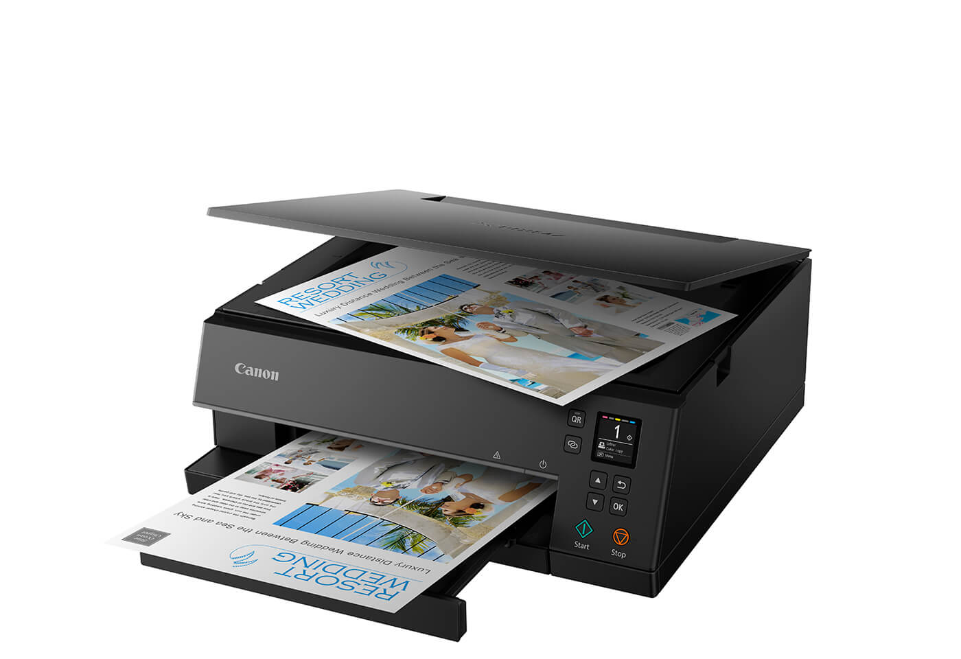 Print using versatile media with PIXMA HOME TS6360
