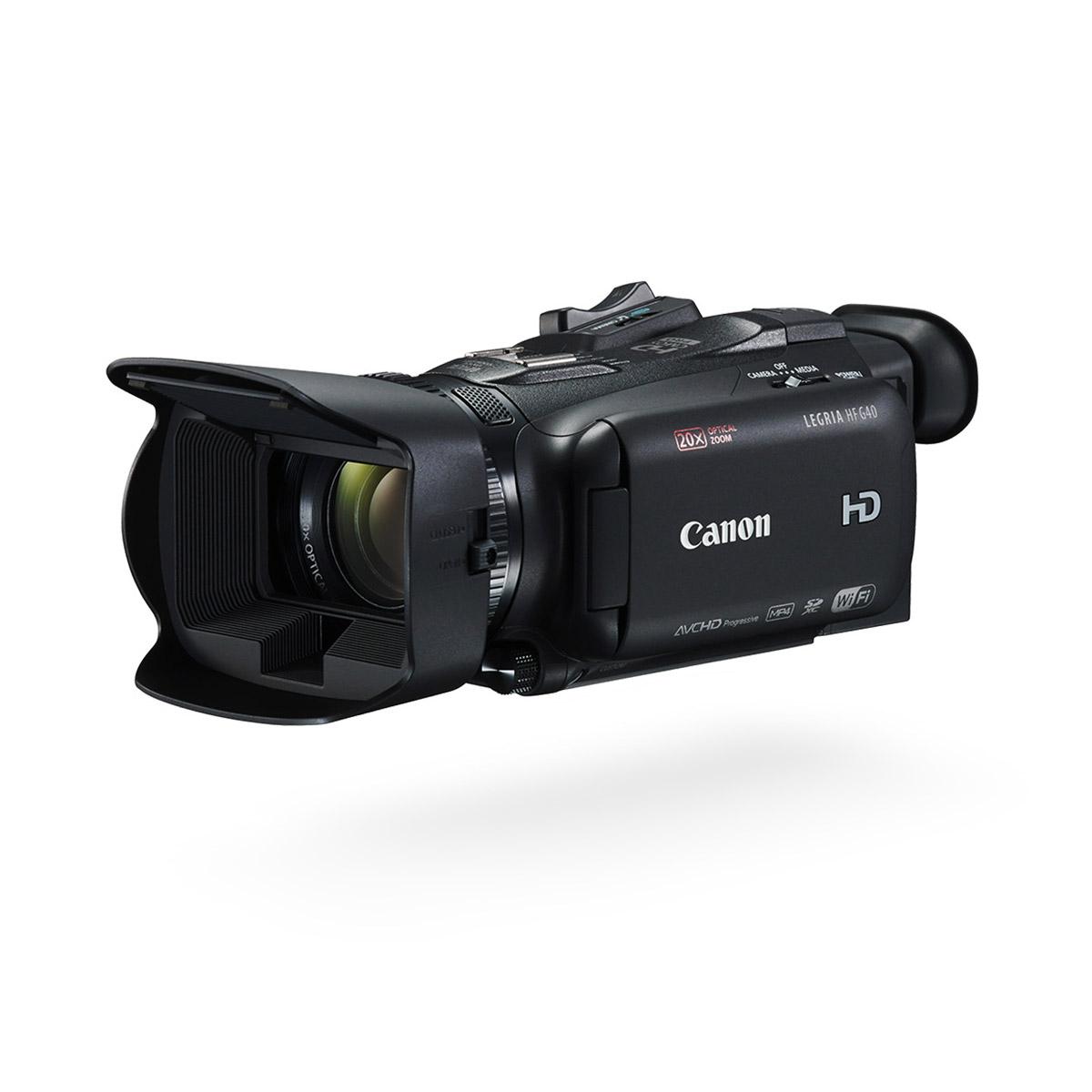 Video Cameras   Camcorders   Legria   Canon New Zealand