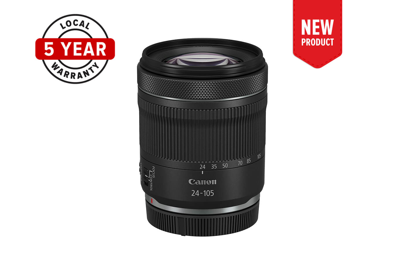 Product image of RF 24-105mm f/4-7.1 IS STM