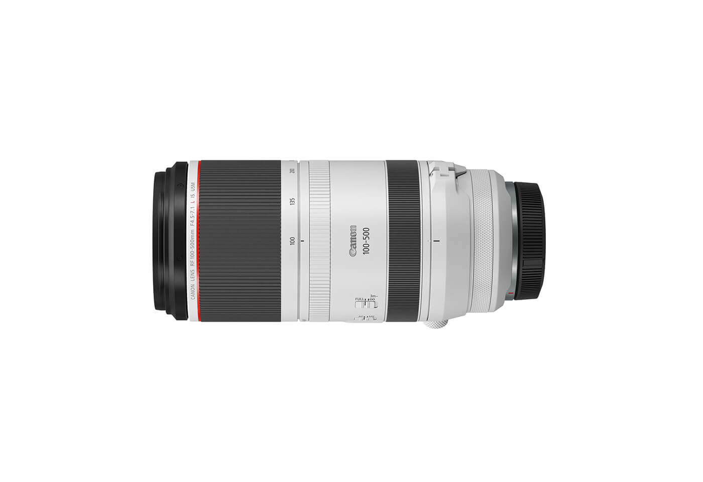 Product image of RF 100-500mm f/4.5-7.1 L IS USM telephoto lens