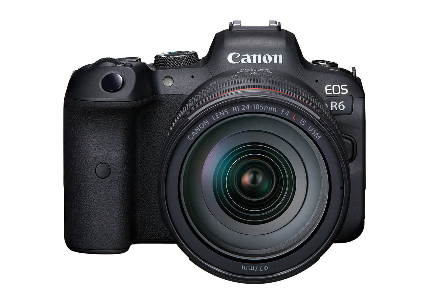 Profile image of EOS R6 front