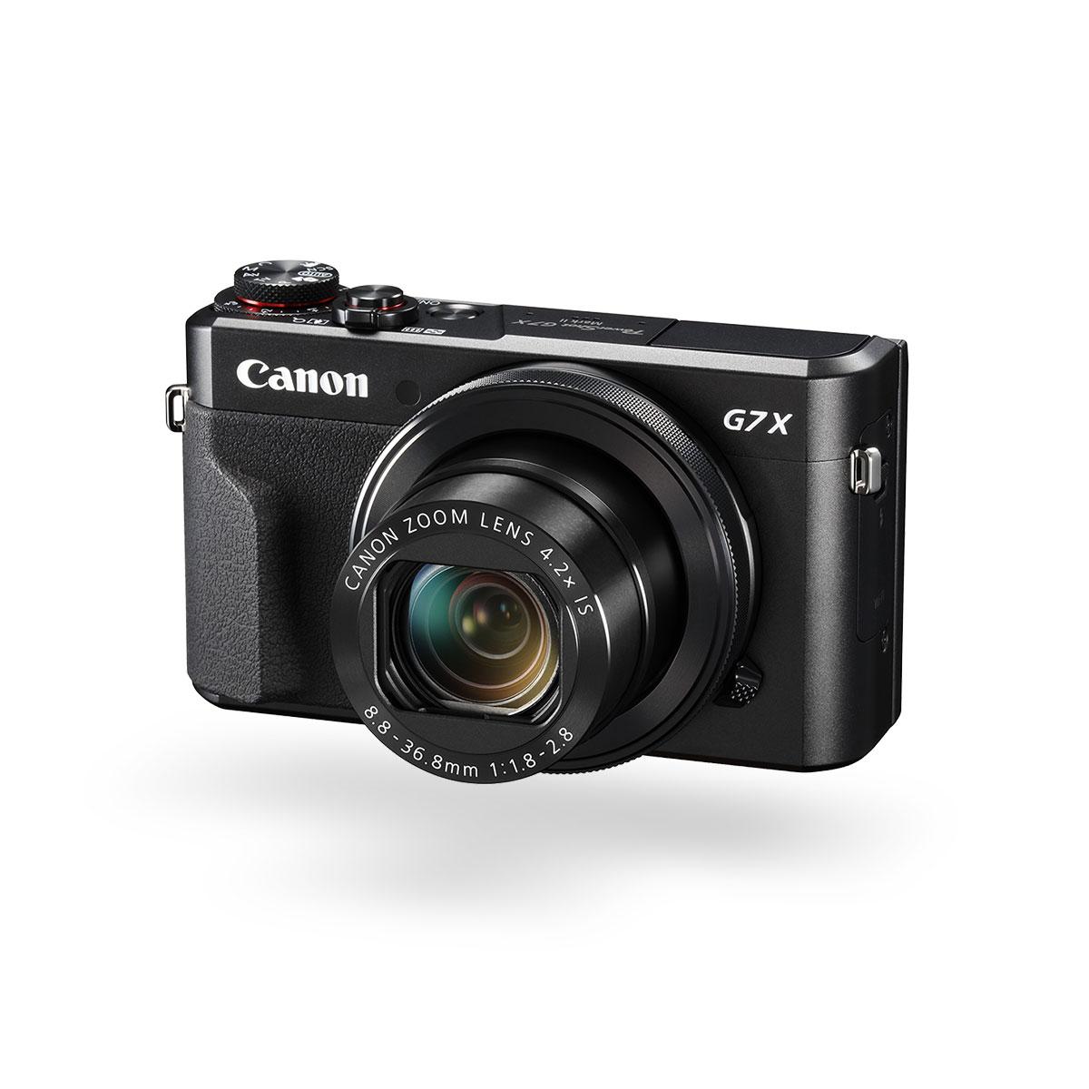 ab389a328006 PowerShot G7 X Mark II | Canon New Zealand