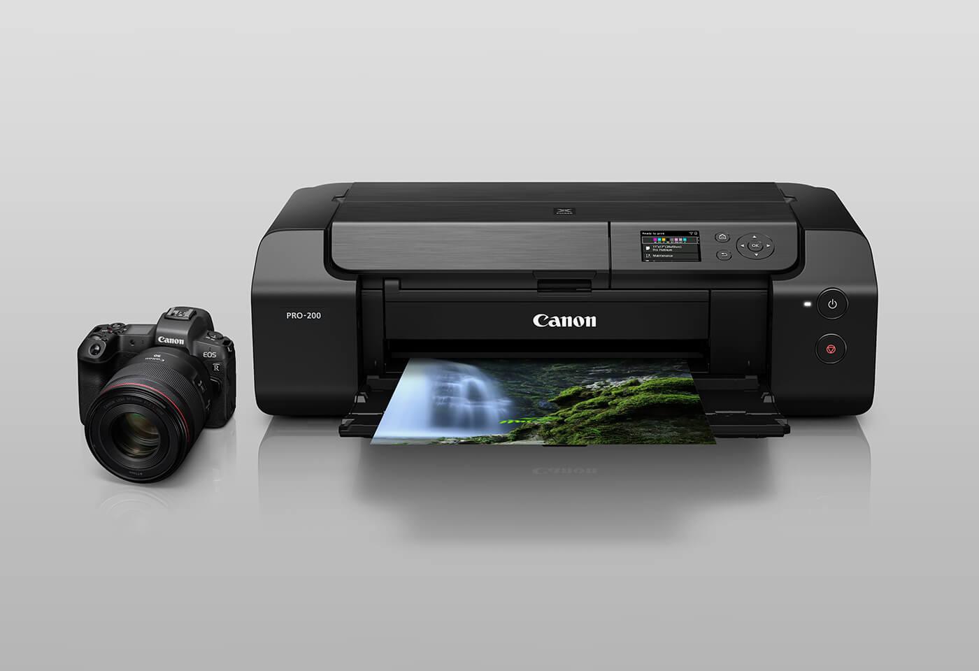 Integración perfecta con su flujo de trabajo de impresión fotográfica profesional