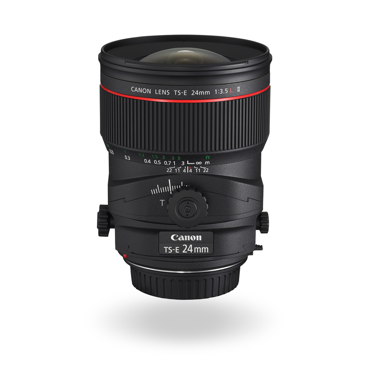 TS-E 24mm f/3.5L II Tilt Shift lens
