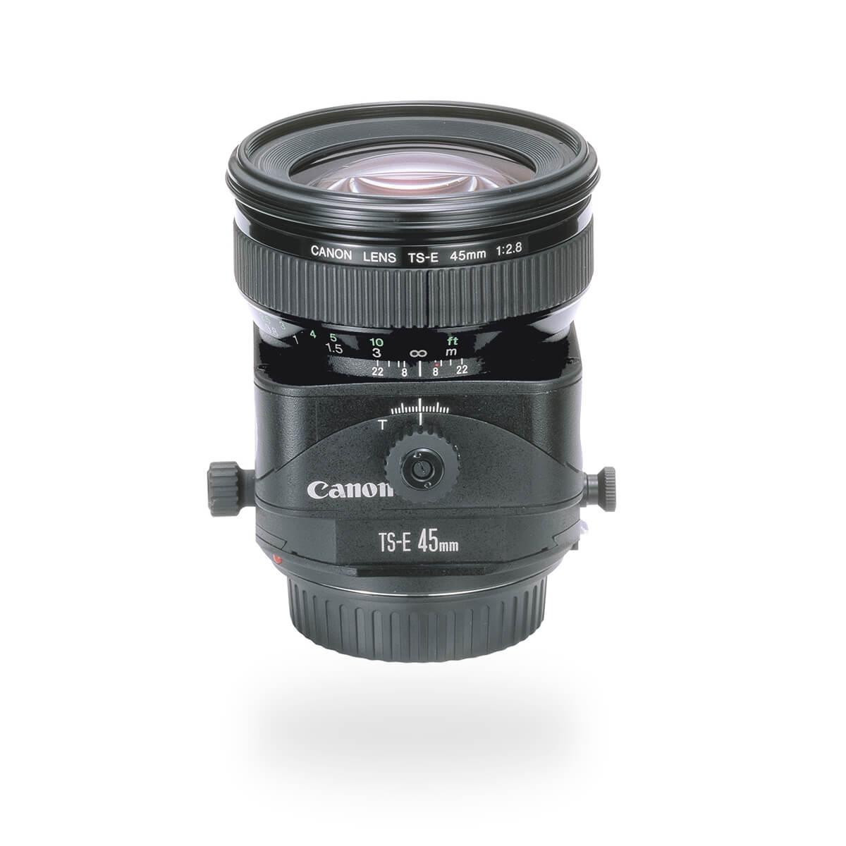 TS-E 24mm f/3.5L II Tilt Shift lens