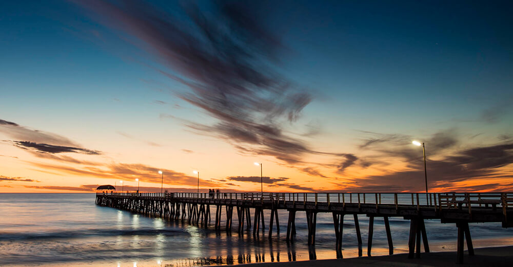Image of Henley Jetty Beach by Steve Huddy