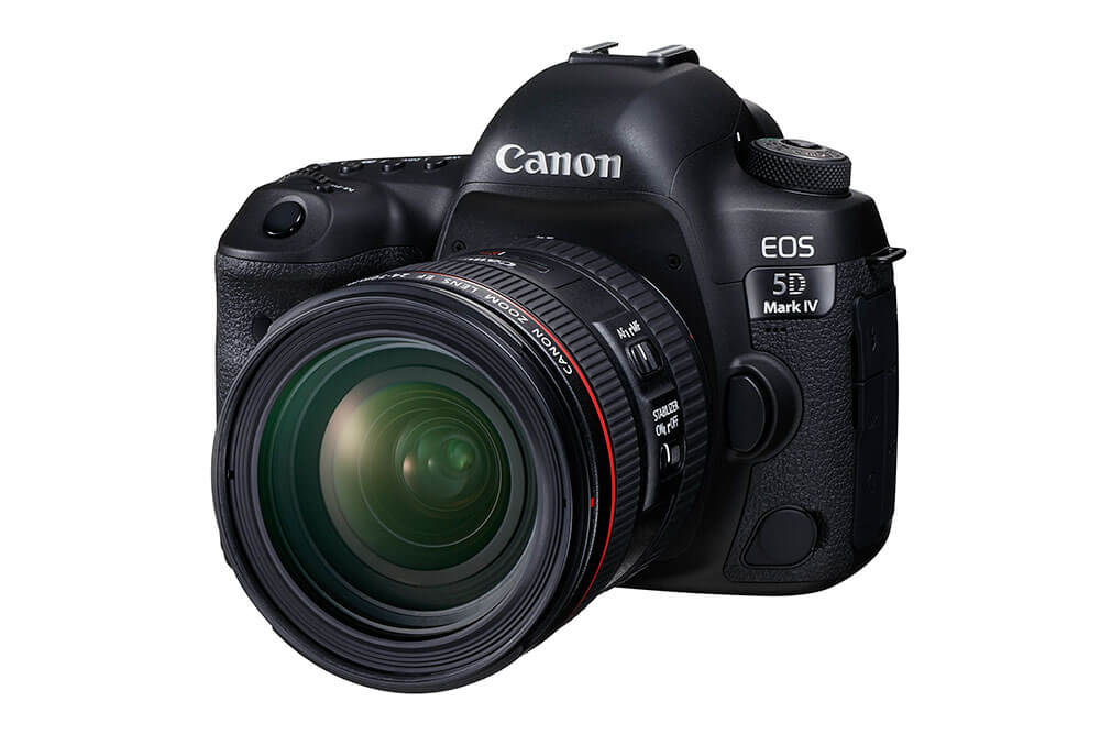 Product image of a Canon DSLR
