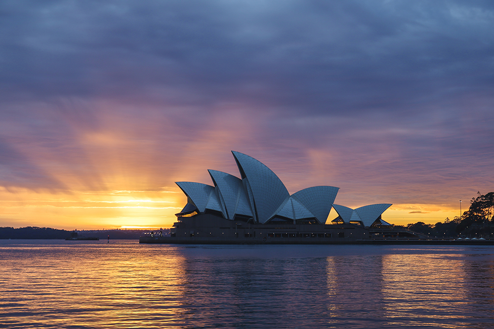 Sydney Opera House by @itchban