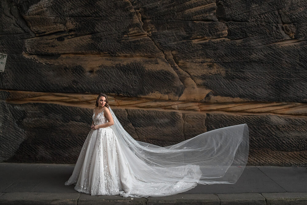 Wedding Dress Photography