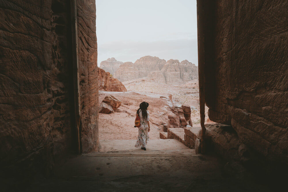 Discover Egypt and Jordan with Jona Grey