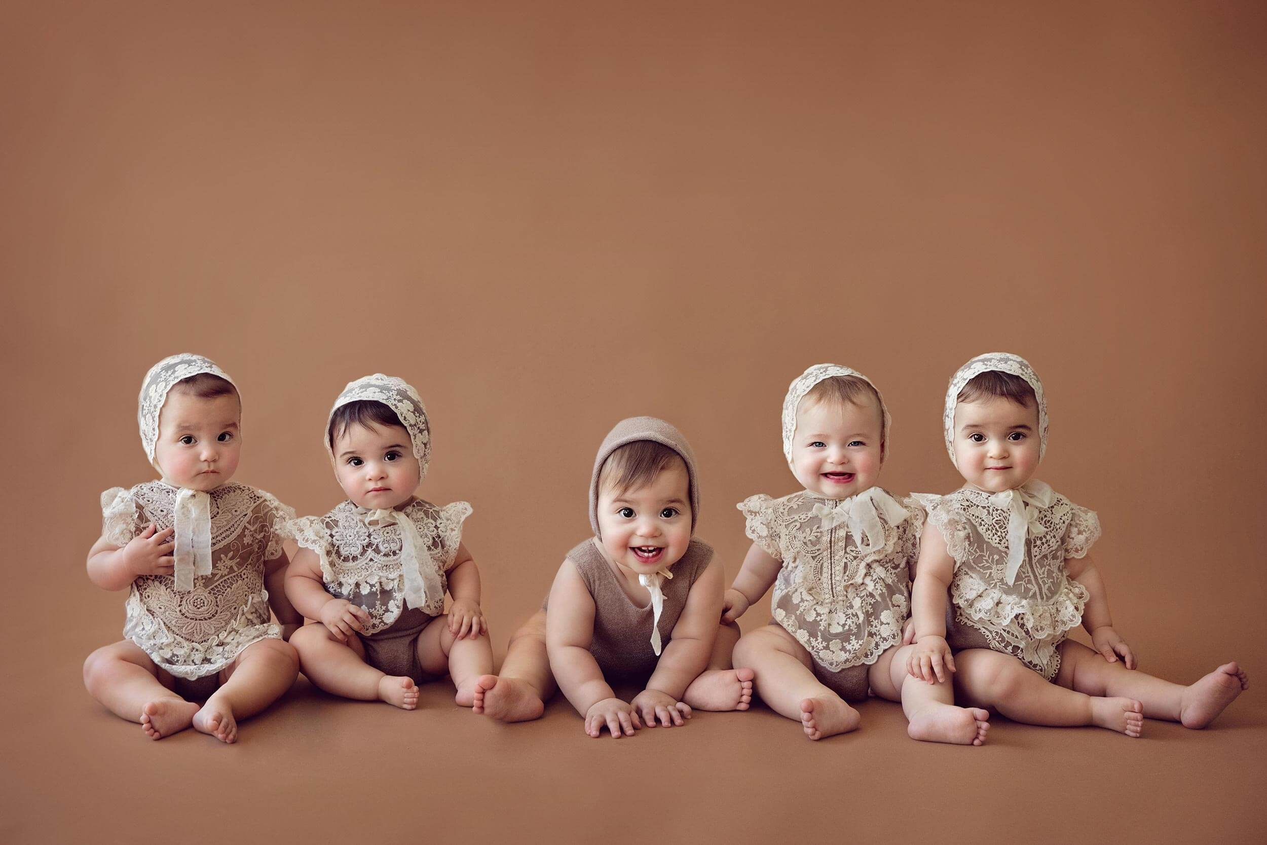 Kelly brown tucci quintuplets