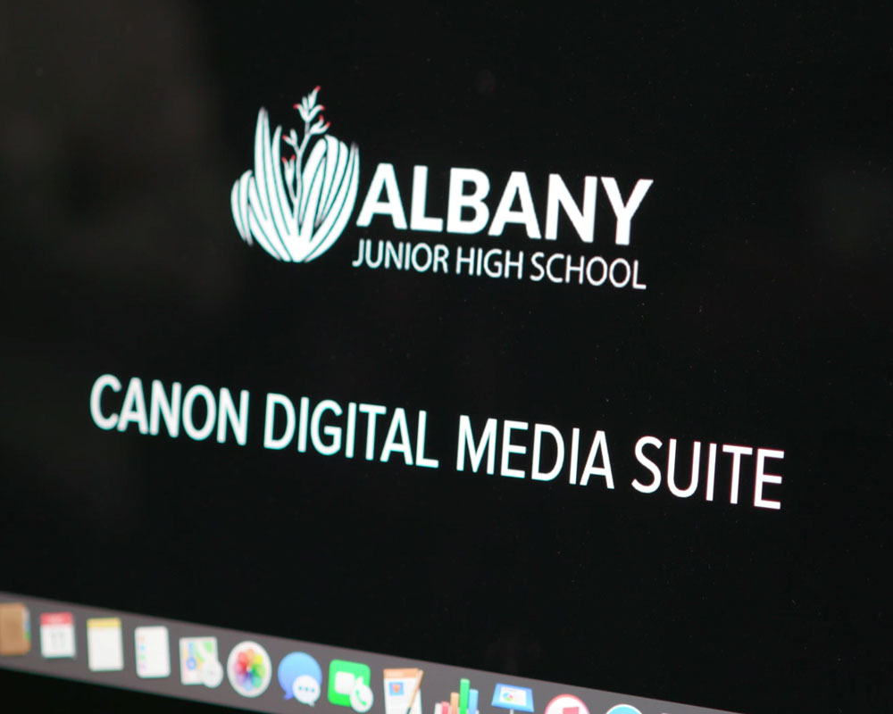 Canon and Schools partnership