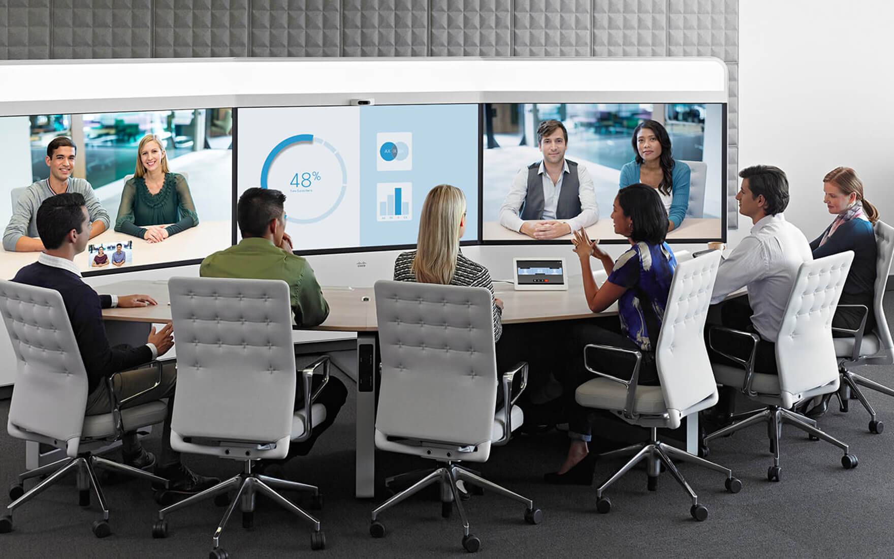 Canon Video Conferencing